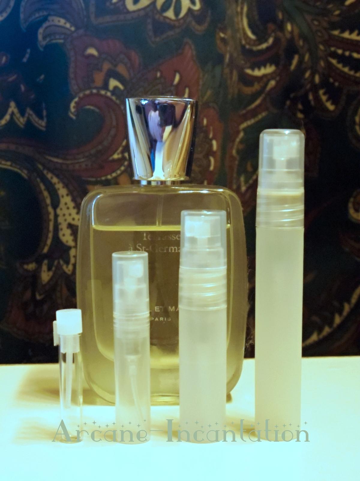 Image 0 of Jul et Mad Terrasse a St-Germain Parfum Extrait Samples
