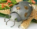 Vintage_ladybug_beetle_sculpture_figurine_metal_hand_crafted_signed_thumb155_crop