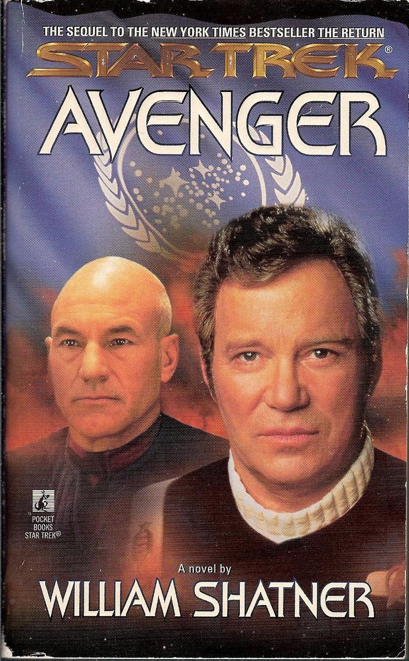 Star Trek Avenger by William Shatner 1997