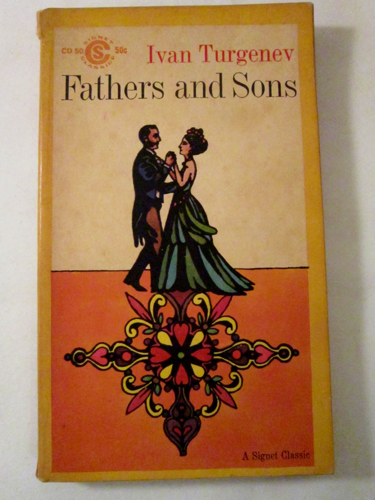 an analysis of the different views in the novel fathers and sons by ivan turgenev