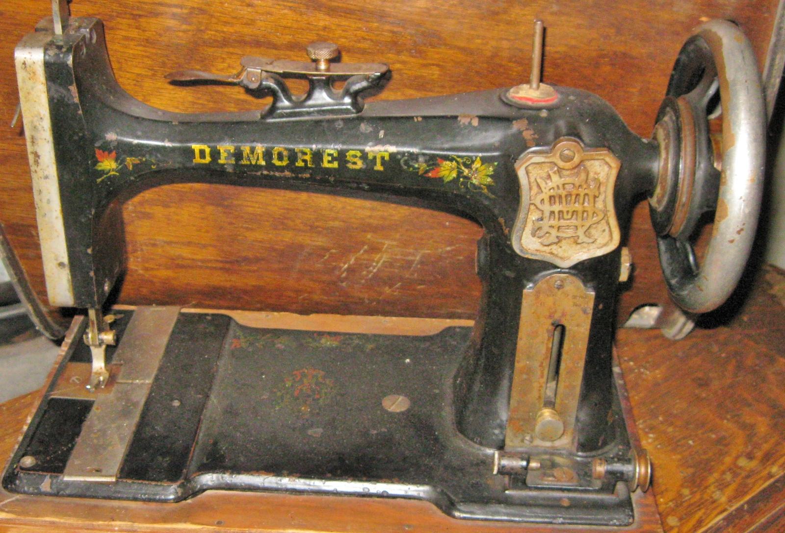vibrating shuttle sewing machine