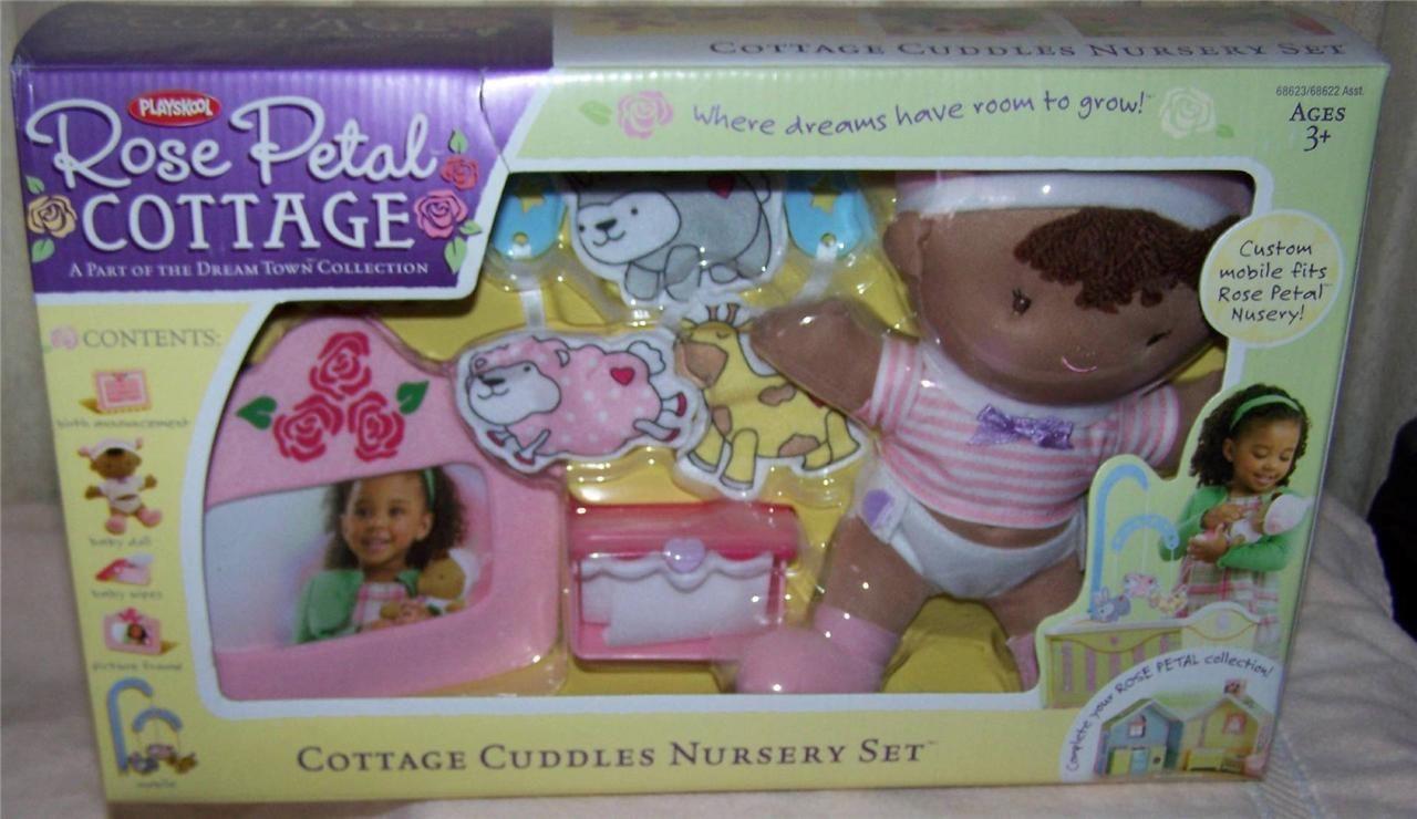 rose petal cottage playhouse instructions