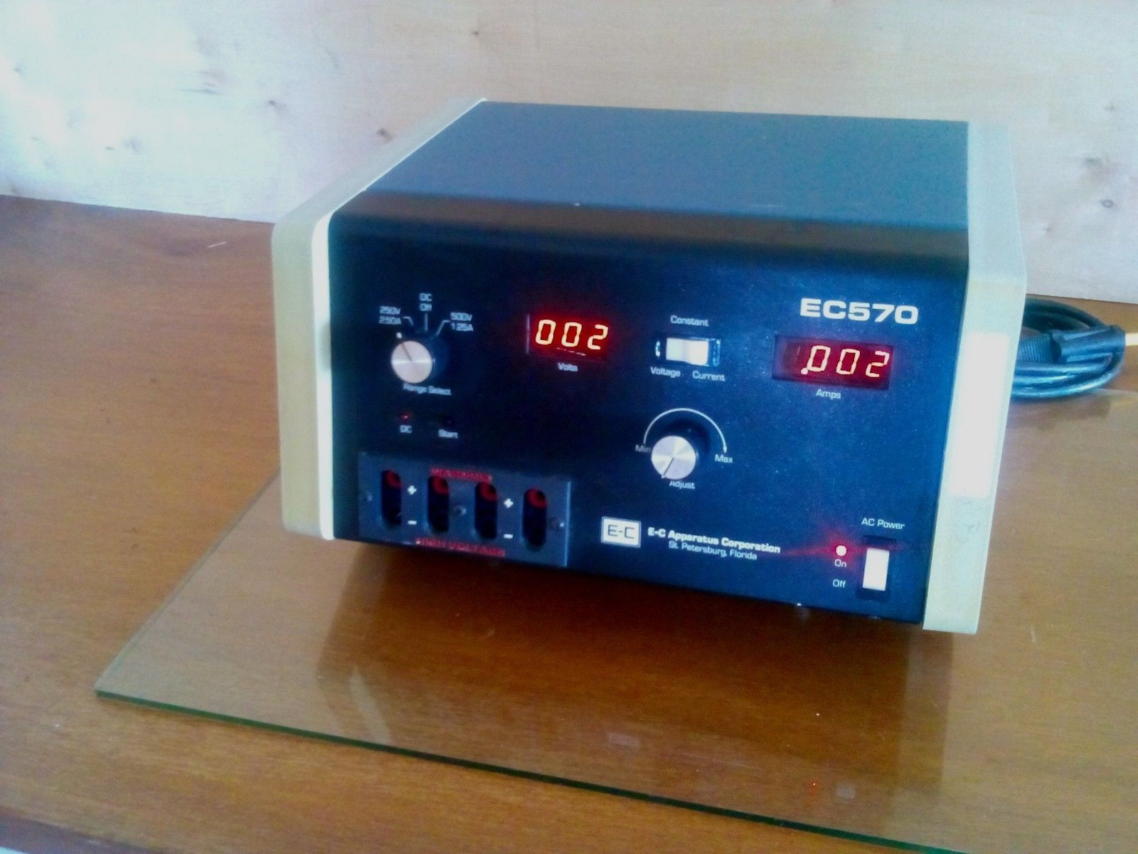 Image of E-C-Apparatus-EC570 by Howard Brothers