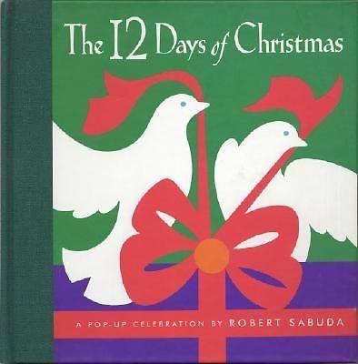 12 adult days of christmas