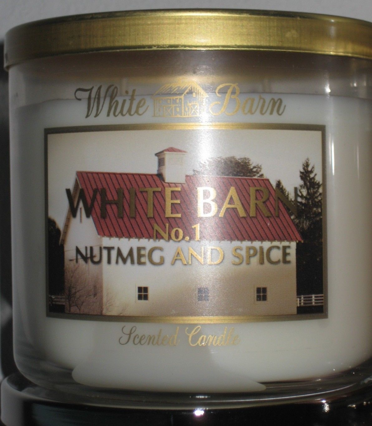White Barn Kitchen Spice Candle