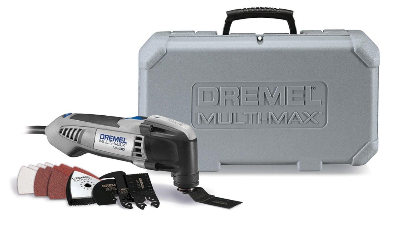 dremel multi max oscillating tool kit accessories sand. Black Bedroom Furniture Sets. Home Design Ideas