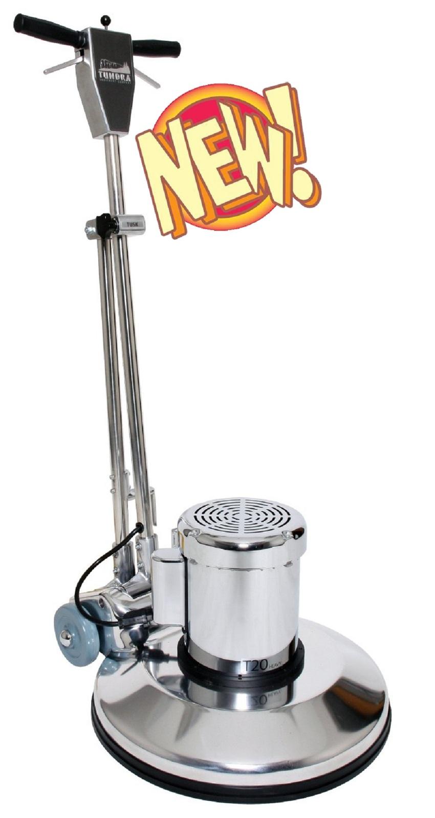 buffing floor machine