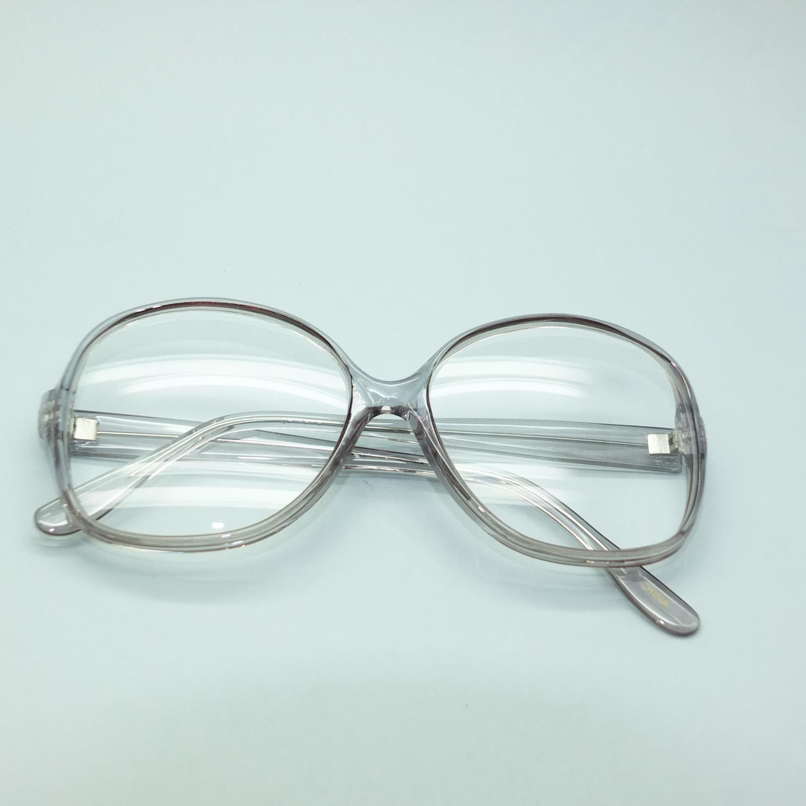 Gray Frame Reading Glasses : Reading Glasses Gray Large Oversize Grand Frame Acrylic ...