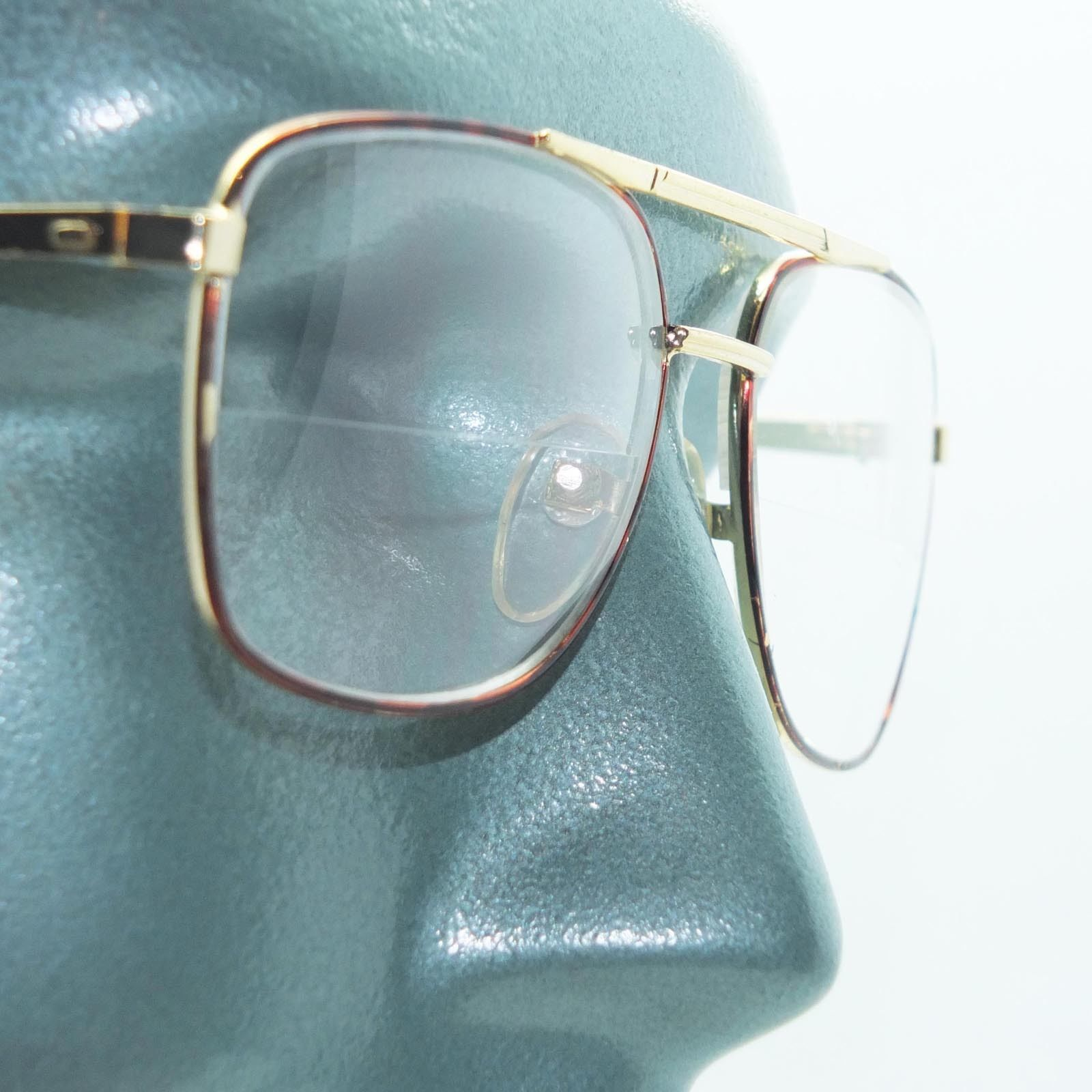 Reading Glasses True Straight Half Bifocal Lens Classic ...