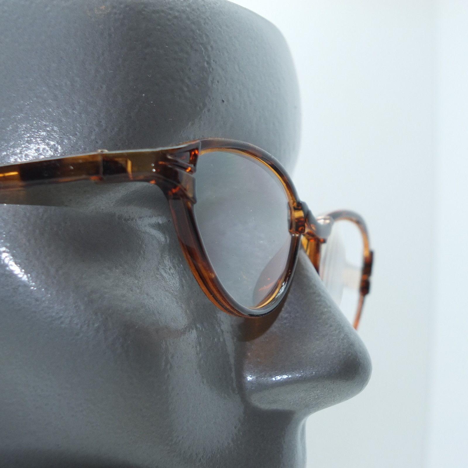 Oversized Wide Cat Eye Reading Glasses +1.25 Lens Tortoise ...