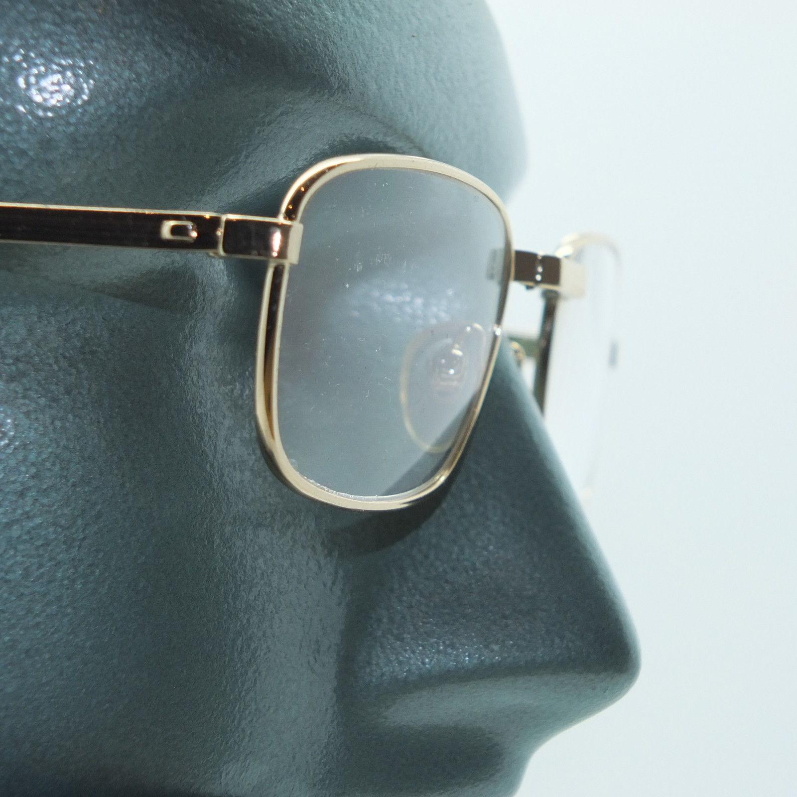 fold up s reading glasses 1 25 lens gold frame pocket