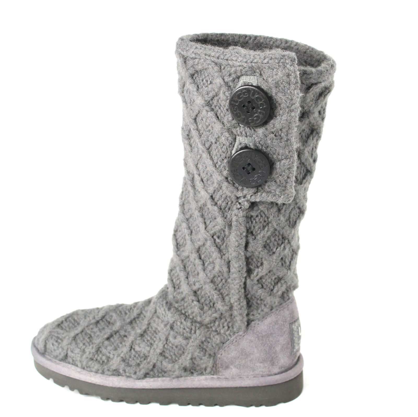 ugg australia women's w lattice cardy pull on boots