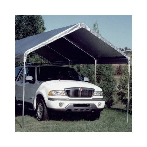 Shelter King Replacement Covers : King canopy replacement car boat cover shelter tent tarp