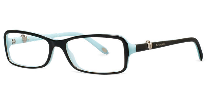 Tiffany Glasses Frames New York : New Authentic Tiffany & Co. TF2061 8055 Eyeglass Frame ...