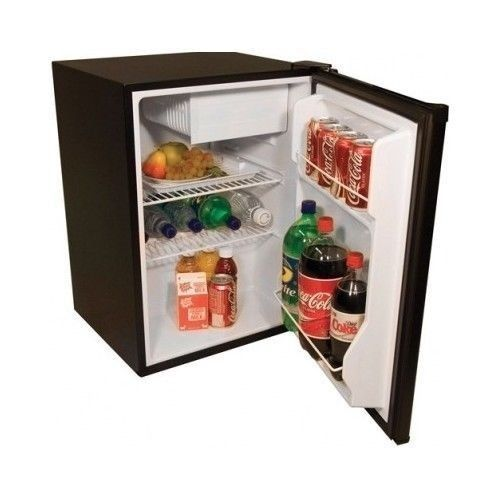 compact mini fridge refrigerator dorm bedroom college small basement