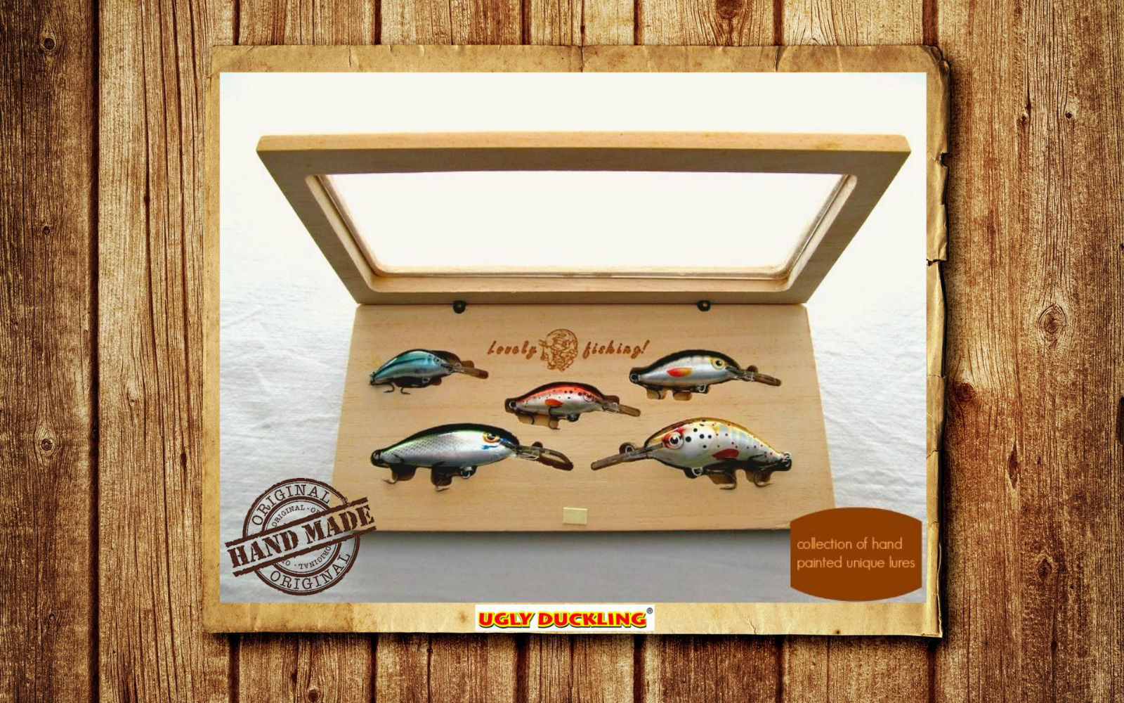 Best christmas gift for a true angler fishing tackle gift for Fishing gift box