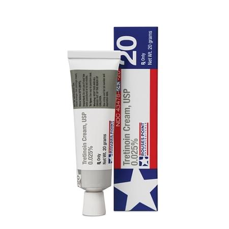 Retisol-a tretinoin cream 0.025 - CanadaDrugs: Canadian