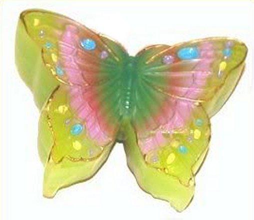 Candles-4butterflies-green