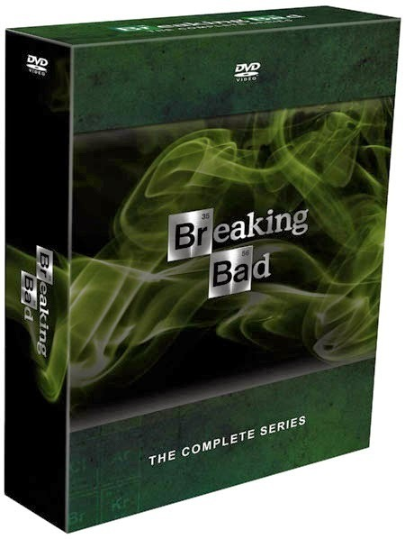 breaking bad complete series box set dvdj dvd hd dvd blu ray. Black Bedroom Furniture Sets. Home Design Ideas