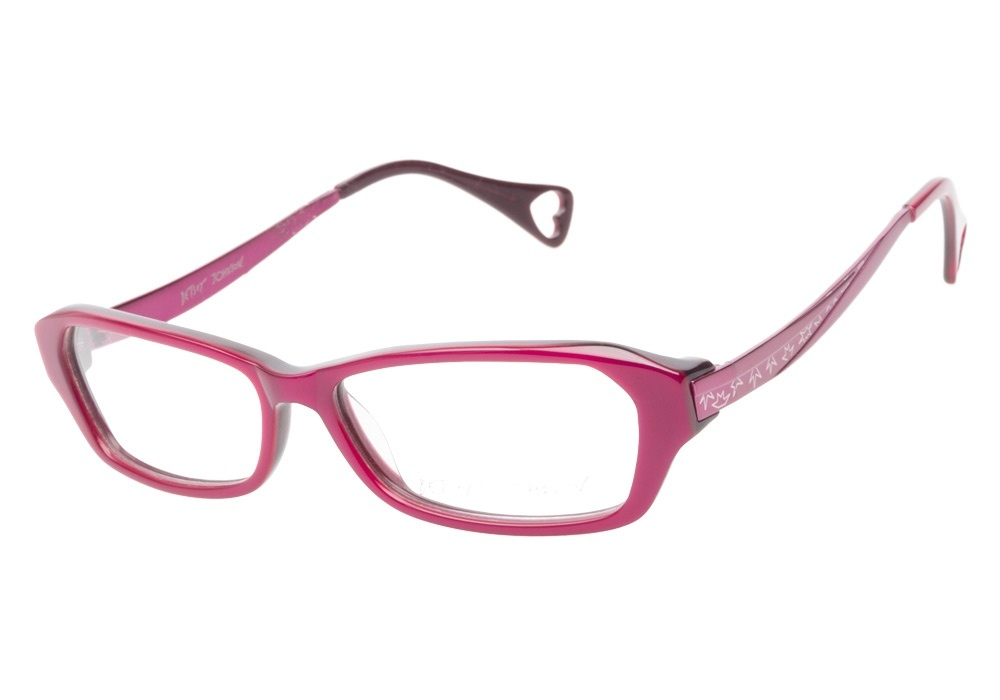 Eyeglass Frames Bjs : Betsey Johnson Shining Star Eyeglasses Eyewear Optical ...