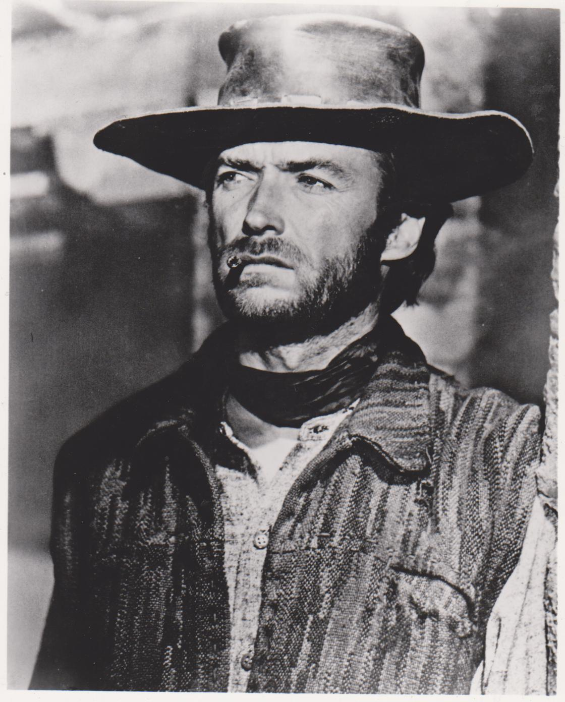high plains drifter clint eastwood action is a vintage