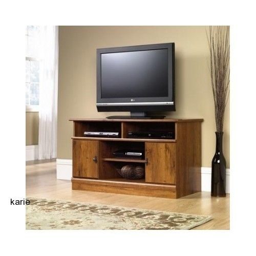 TV Stand New Entertainment Center Storage Furniture Media Wood Cabinet ...