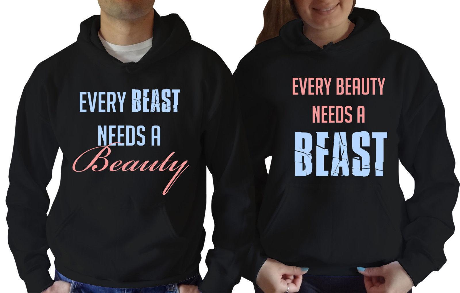 Every Beauty Needs a Beast Sweater Every Beauty Needs a Beast