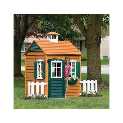 Used kids playhouse for sale 47 ads in us Outdoor playhouse for sale used