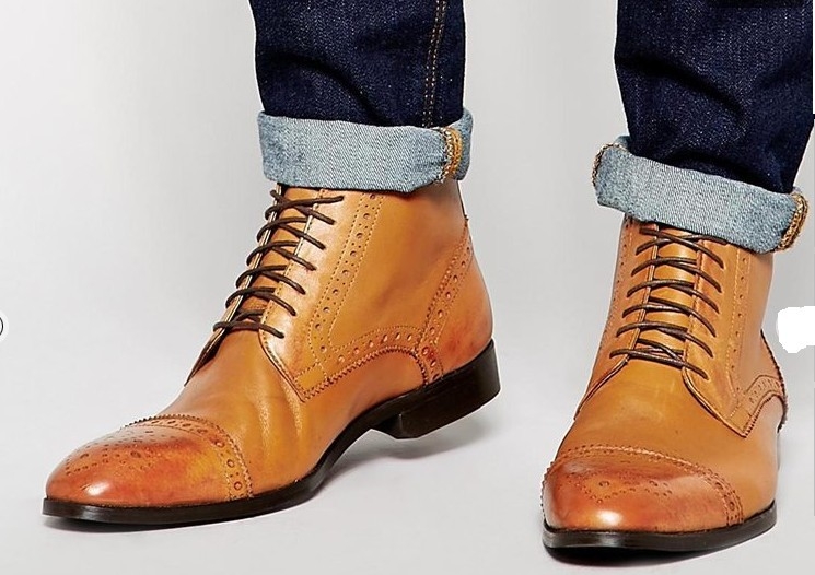 Stylish Brown Dress Shoes