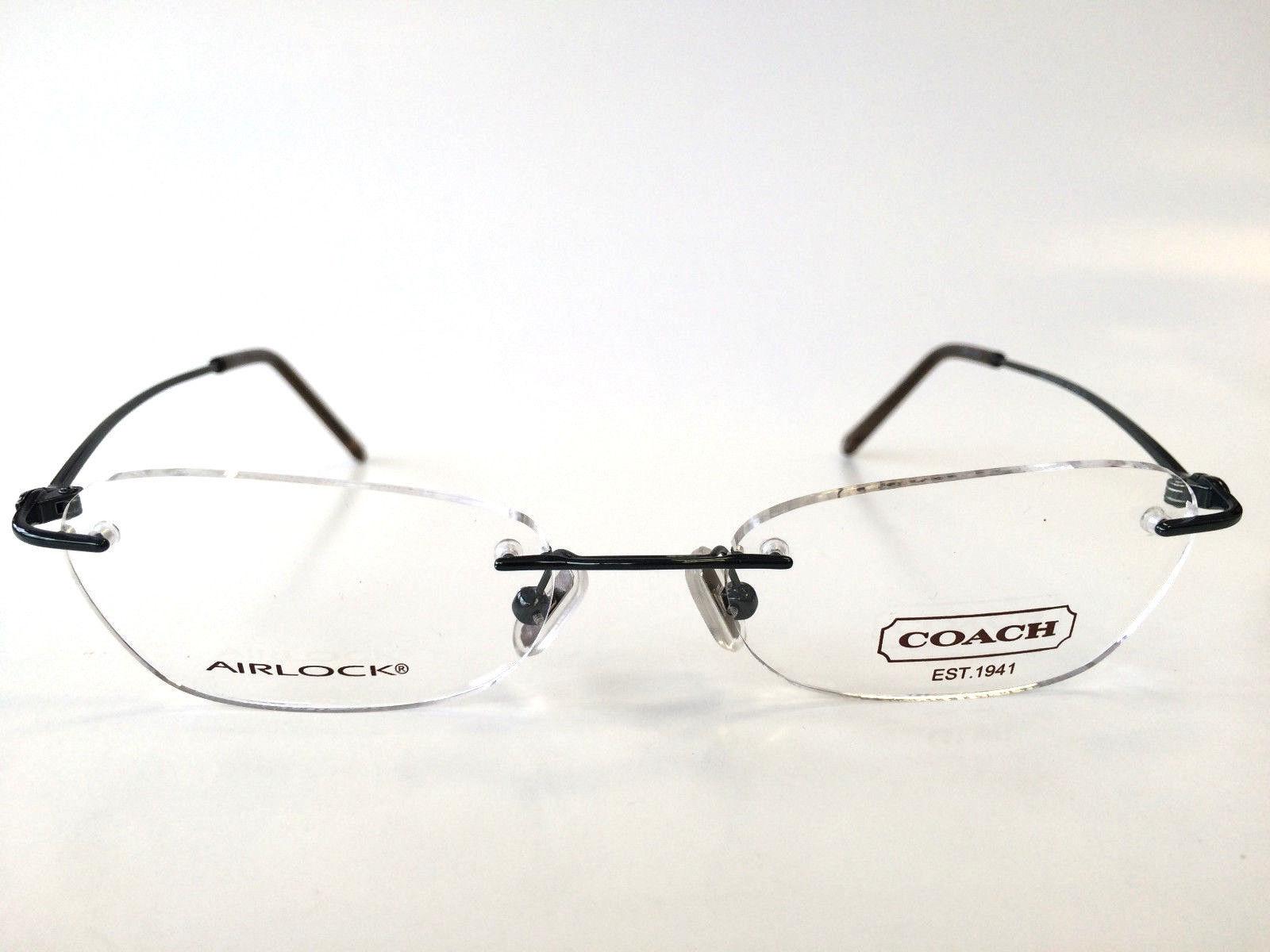Coach Christine Eyeglass Frame Eyeglasses Green Size 49-18 ...