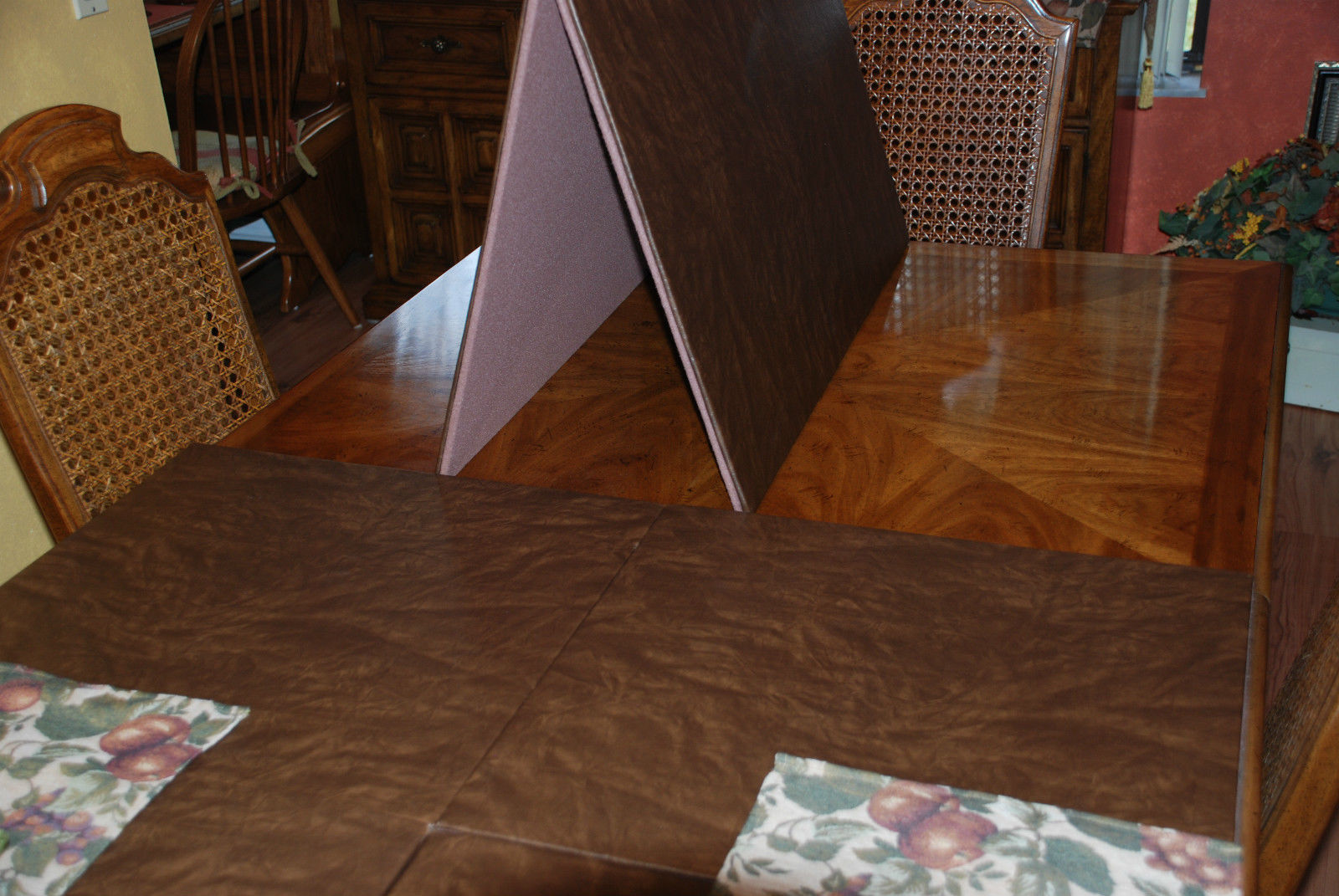 Ethan Allen Dining Table Pads table Dining Room Table Pads Table