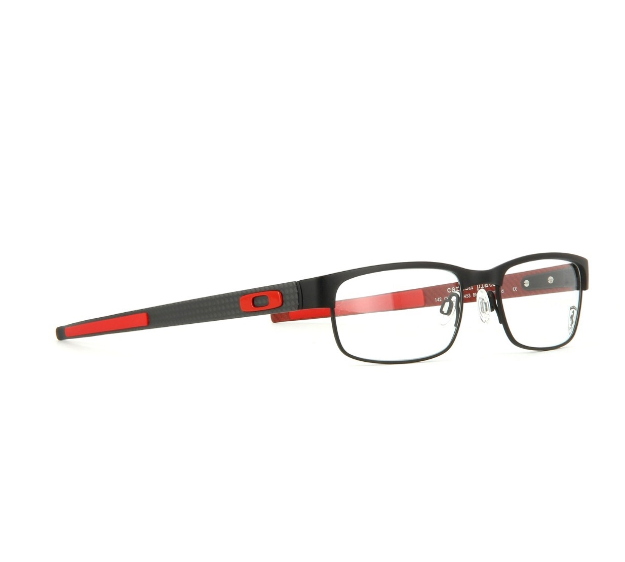 Images Oakley Plate Silver
