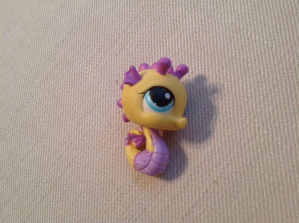 Littlest Pet Shop Seahorse Littlest Pet Shop Seahorse