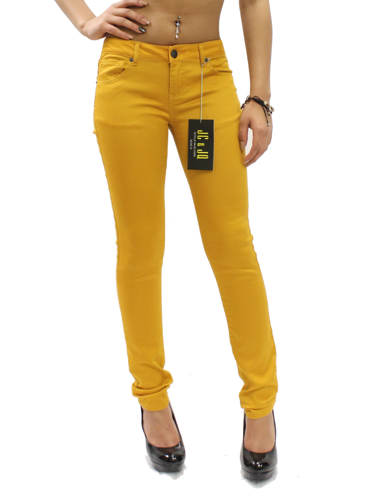 Beautiful If Youre Not A Fan On Neon Or Bright Yellow, Mustard Can Be Great For You As Its Less Bright And Acidic Since It Particularly Looks Good On Women With Dark Skin Tones  If You Think Mustard Pants Look Too Dramatic Or Too Seventies For You,