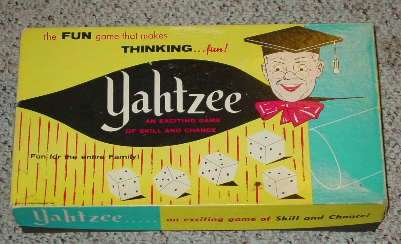 No Dice - The Probability Of Yahtzee* | Science