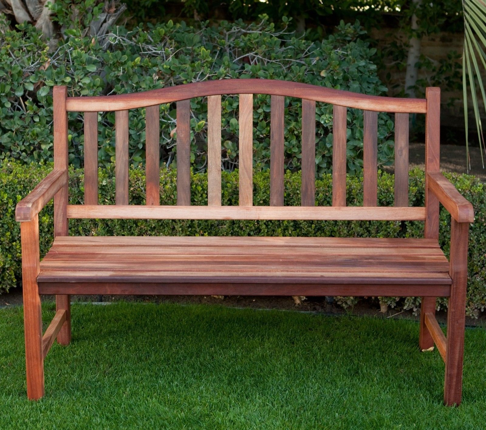Wonderful image of  Glider Bench Patio Garden Outdoor Deck Curved Back Wooden Benches with #975434 color and 1600x1414 pixels