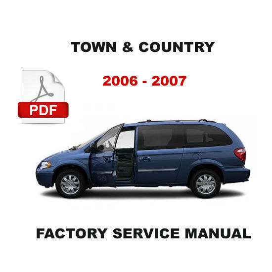 2006 2007 chrysler town and country petrol diesel engine. Black Bedroom Furniture Sets. Home Design Ideas