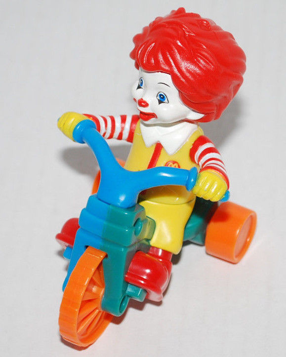 Used mcdonald collectible toys for sale ads in us