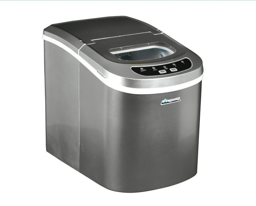 Portable Countertop Ice Maker Machine Compact Fast Party Bar Mini ...