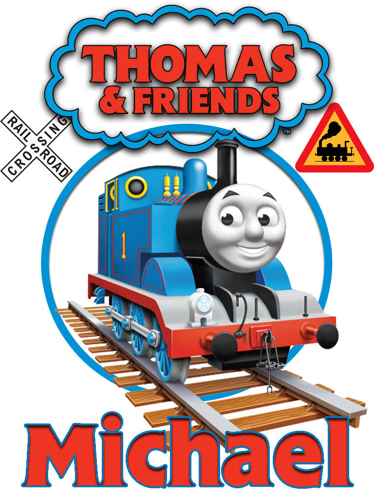 Train Parts Names : Personalized name t shirt new thomas the train part