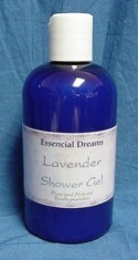 Lavender Body Wash~ Body Care Organic 8 oz Bonanza