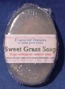 Sweet Grass ~ Natural Glycerin Soap~ Bar Bonanza