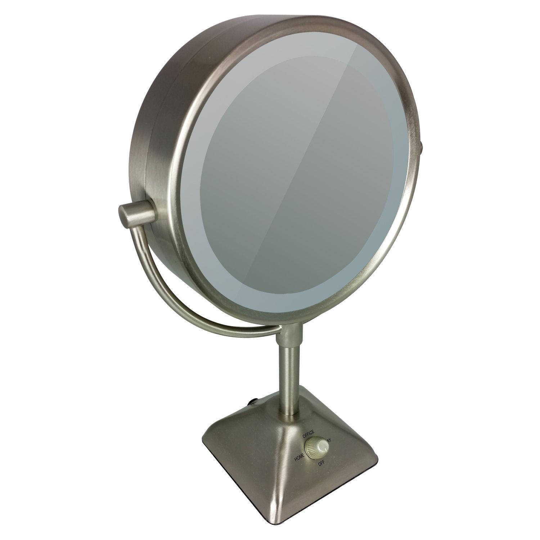 Conair Illuminations Double Sided Lighted Makeup Mirror