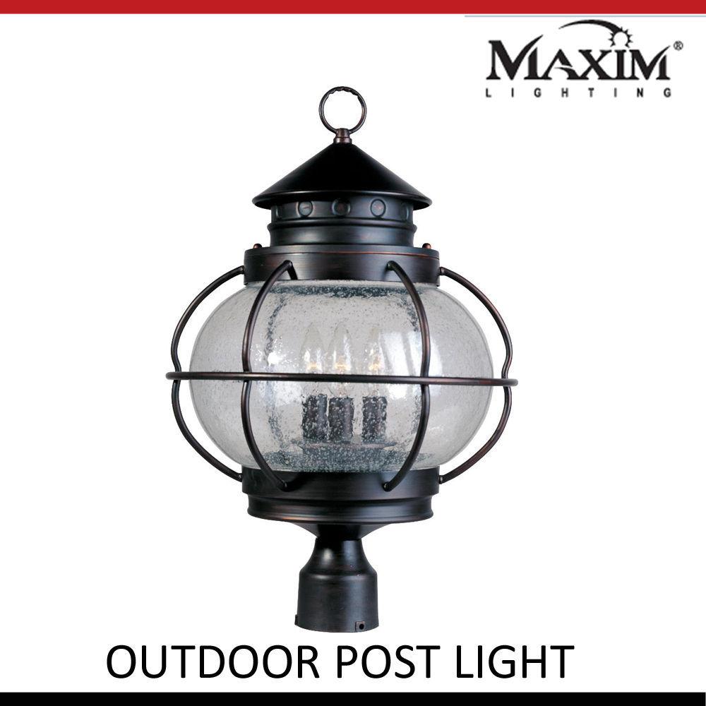 Outdoor Post Lights Nz Minimalist