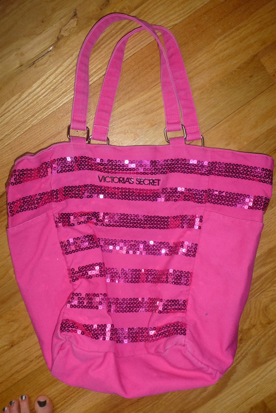 How To Make A Book Cover Out Of A Victoria S Secret Bag : P