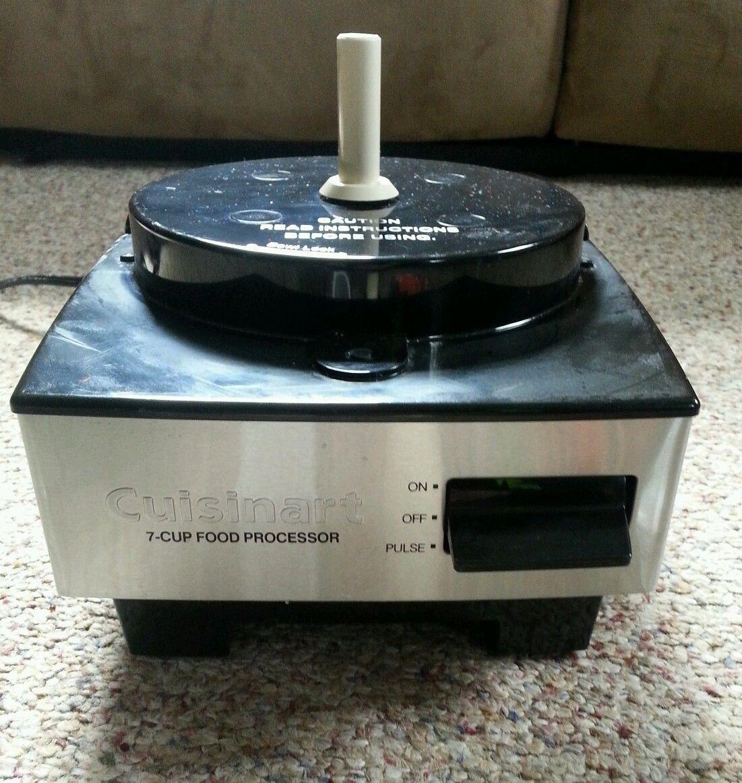 Cuisinart Ev Sa  Cup Food Processor