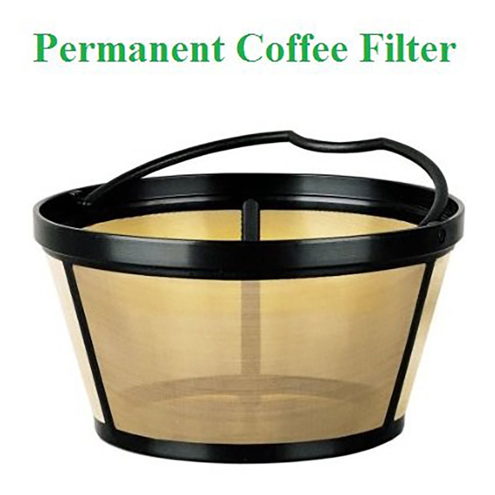Mr. Coffee Filter 10 to 12 Cup Basket Style for Coffee Makers - Replacement Parts & Accs