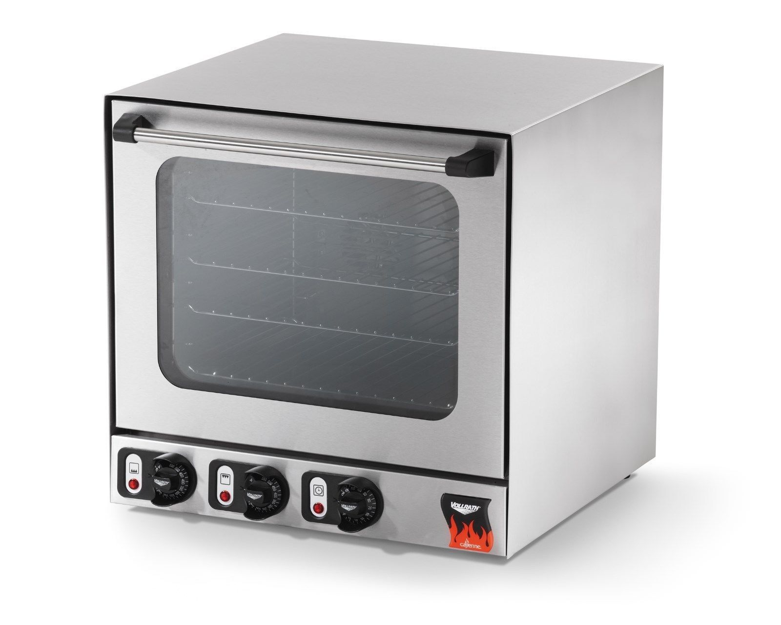 Countertop Convection Oven With Burners On Top : ... Countertop Electric Convection Oven 230V - Deck & Conveyor Ovens