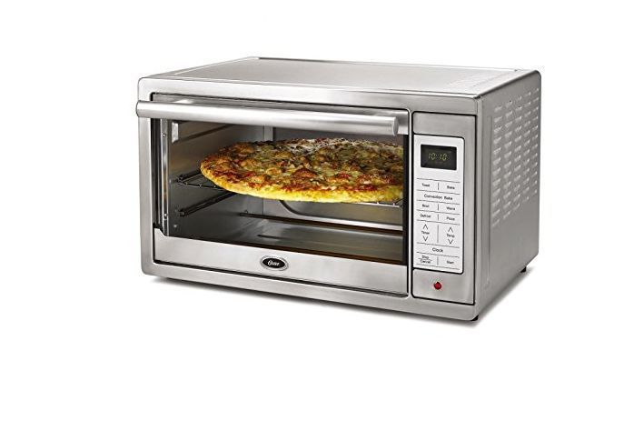 Digital Toaster Oven Convection Counter-top Oster Extra Large ...