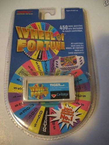 wheel of fortune model